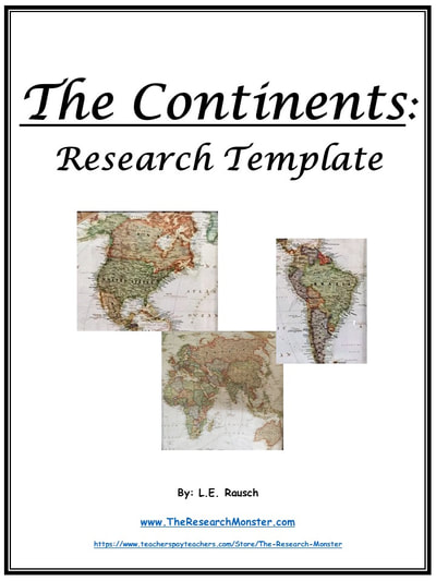 research continents