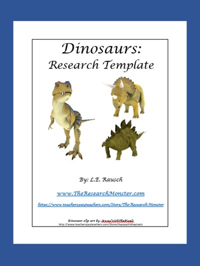 research dinosaurs